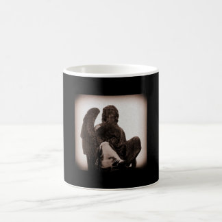 Sorrowful Angel Coffee Mug