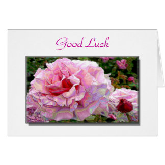Sorry Your Leaving & Good Luck Greeting Cards