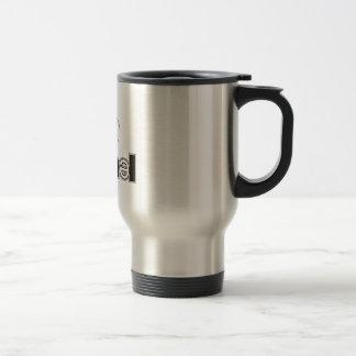Soshel Stainless Steel Travel Mug
