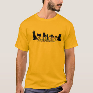 Soul City Memphis Tn T-Shirt