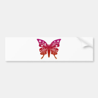 Soul Path Goddess Butterfly Bumper Sticker