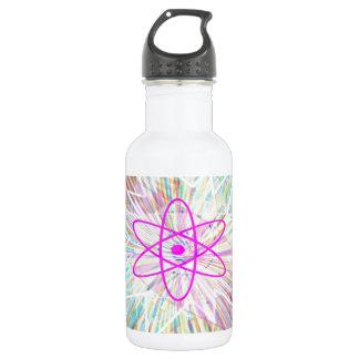 Soul Power : Solar Energy Artistic Design 532 Ml Water Bottle