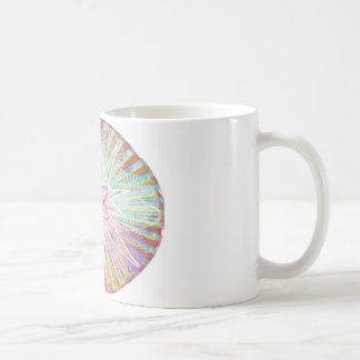 Soul Power : Solar Energy Artistic Design Coffee Mug