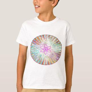 Soul Power : Solar Energy Artistic Design T-Shirt