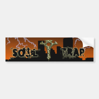 Soul Trap City Sticker