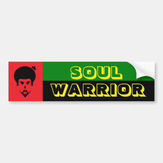 SOUL WARRIOR Bumper Sticker