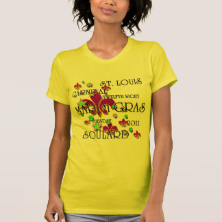 Soulard Mardi Gras 2011 T-Shirt