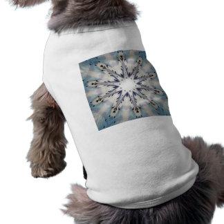Soulful Star of Love Mandala Kaleidoscope Shirt