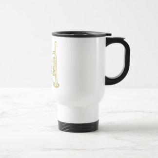 Sound the Trumpet Travel Mug