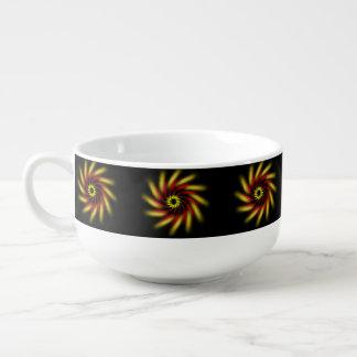 Soup Mug - Pinwheel