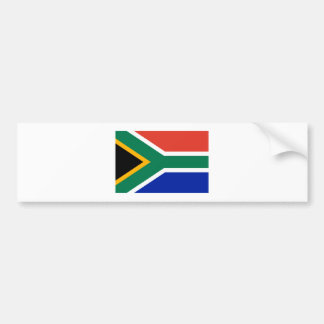 South Africa Flag The MUSEUM Zazzle Gifts Template Bumper Stickers