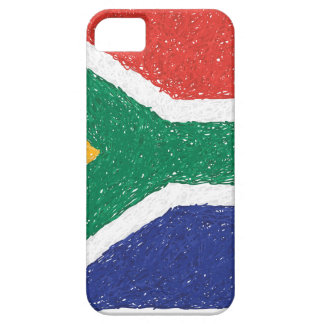 South Africa Flag Theme iPhone 5 Case