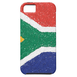 South Africa Flag Theme iPhone 5 Cover