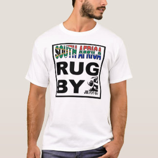 South Africa Rugby (jbrugby) T-Shirt