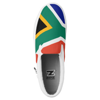 South Africa Slip-On Shoes