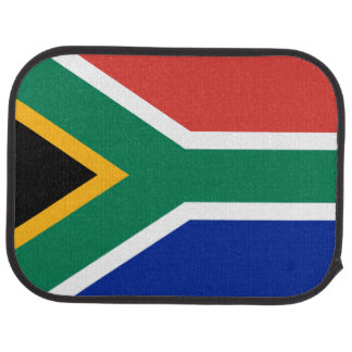 South African Flag of South Africa Car Mat