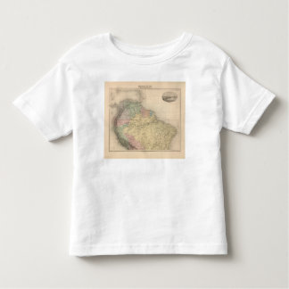 South and Northern America Toddler T-Shirt