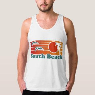 South Beach Miami Tank Top