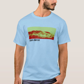 South Butte, Blue Mountain T T-Shirt