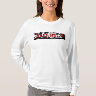 South Butte Red Black White Hoodie