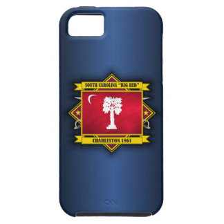 "South Carolina ""Big Red"" iPhone 5 Covers"