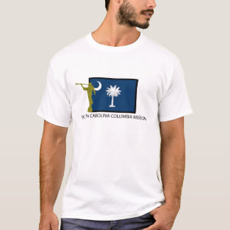 SOUTH CAROLINA COLUMBIA MISSION LDS CTR T-Shirt
