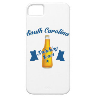 South Carolina Drinking team Barely There iPhone 5 Case
