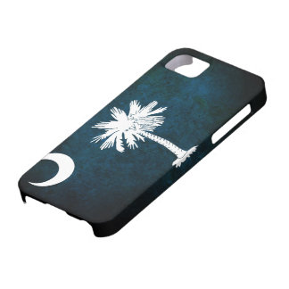 South Carolina Flag; iPhone 5 Case