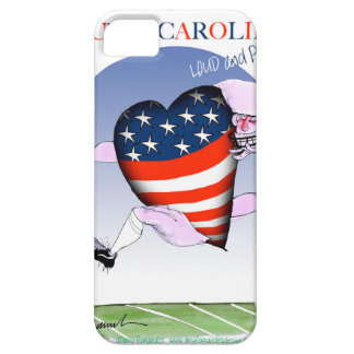 south carolina loud and proud, tony fernandes iPhone 5 covers