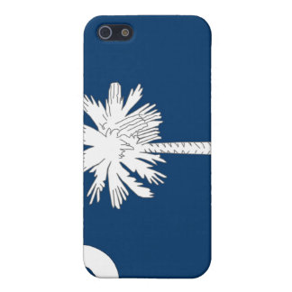 South Carolina State Flag iPhone 5/5S Cover