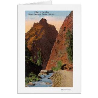 South Cheyenne Canyon Card