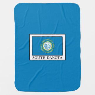 South Dakota Baby Blanket