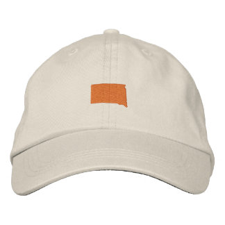 South Dakota Embroidered Hat