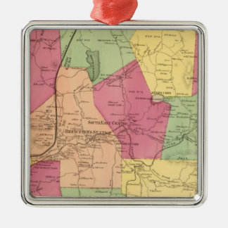 South East, Town Christmas Ornament