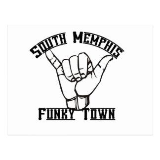 South Memphis Postcard