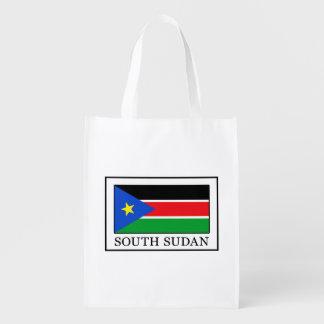 South Sudan Reusable Grocery Bag
