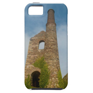 South Wheal Frances Tin Mine Cornwall England Tough iPhone 5 Case