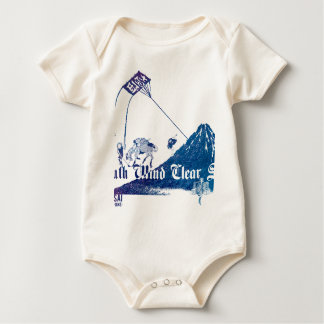 South Wind Clear Sky Baby Bodysuit