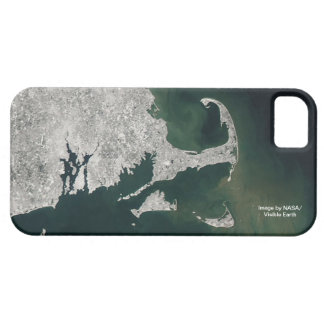 Southeastern New England Satellite View iPhone 5 Case