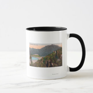 Southern Aerial View from Monte Rio Mug