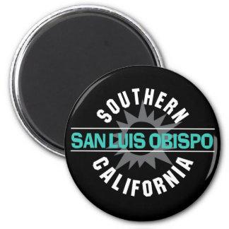 Southern California - San Luis Obispo 6 Cm Round Magnet