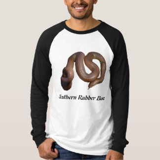Southern Rubber Boa Basic Long Sleeve Raglan T-Shirt