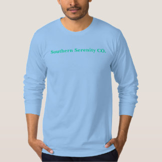 Southern Serenity Long Sleeve T-Shirt