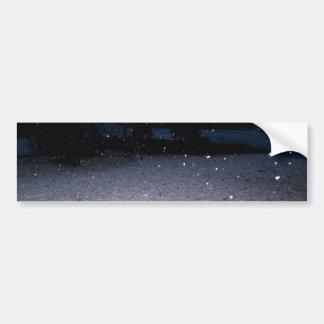 Southern Snow Bumper Sticker