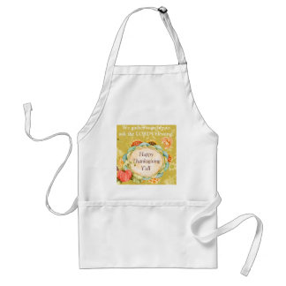 Southern Thanksgiving Adult Apron