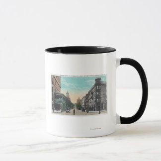 Southern View of Chenango St from Arlington Mug
