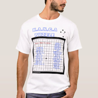 southerncross PUZZLE AD T-Shirt