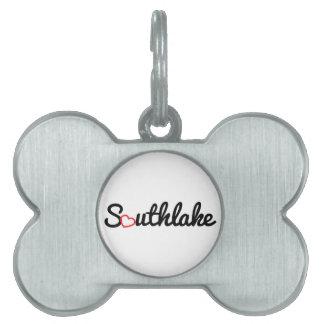 southlake Texas Pet ID Tag