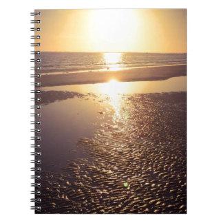 Southwest Florida Sunset Notebook