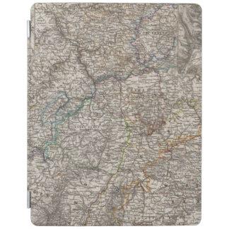 Southwest Germany And Switzerland iPad Cover